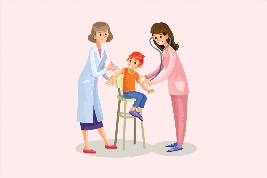 Pro-Kontra Mewarnai Vaksinasi, tapi Jangan Korbankan Anak Sendiri dan Orang Lain