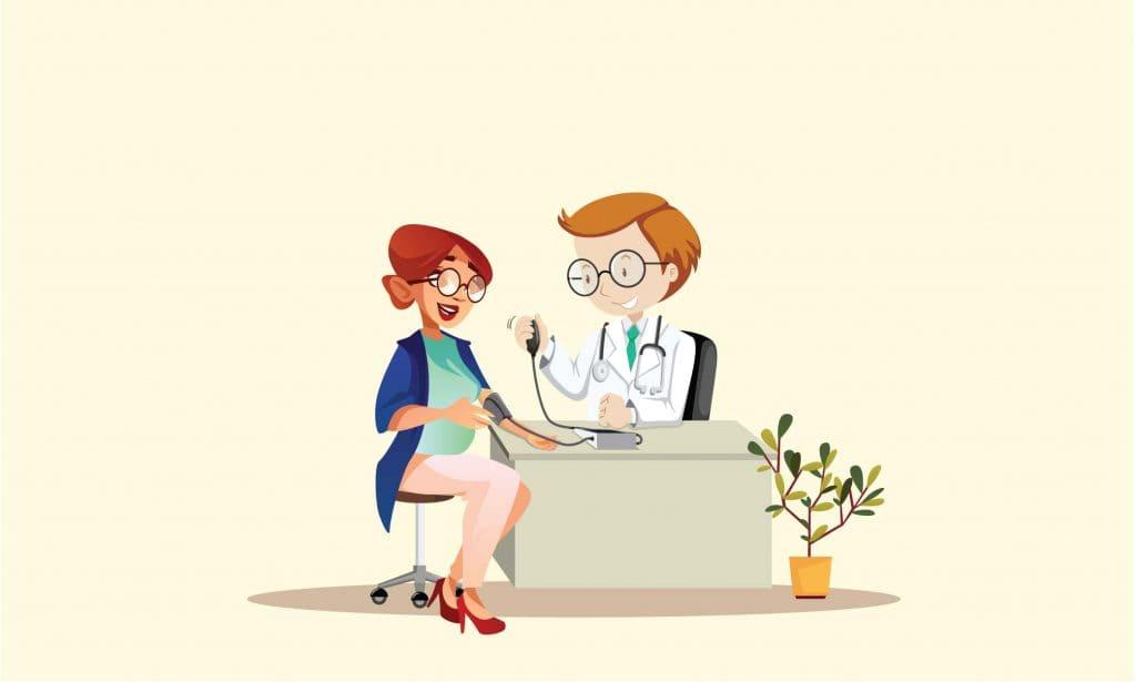 Tekanan Darah Naik saat Hamil? Hati-Hati Preeklampsia