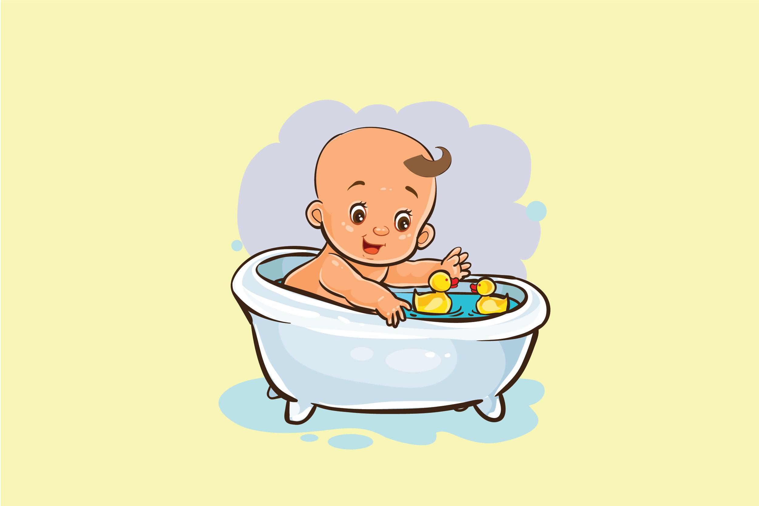 Begini Memandikan Bayi Baru Lahir Menurut Rekomendasi Ahli Janethes