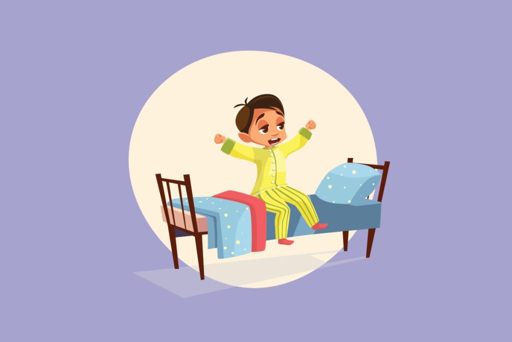 Awas Gangguan Tidur pada Balita