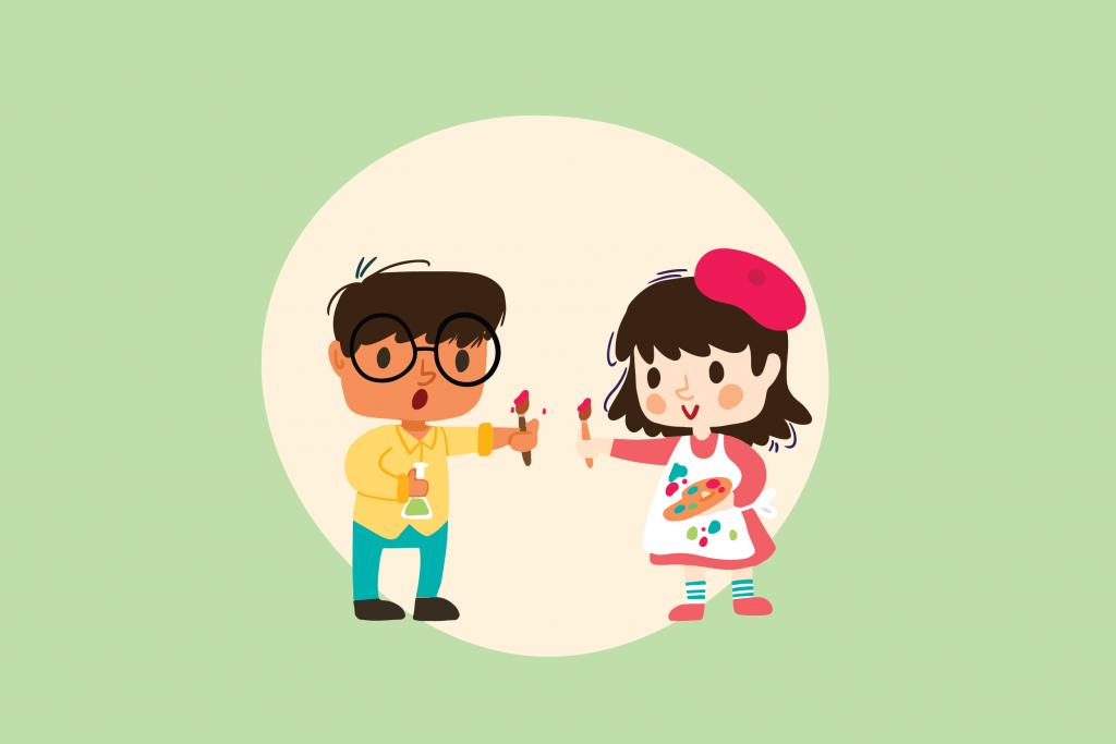 Anak Punya Bakat Seni Lukis? Ini Cara Mengasahnya