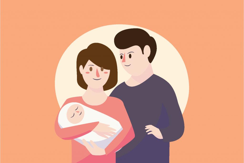 Syarat Bayi Boleh Rawat Gabung dengan Ibu Pascapersalinan
