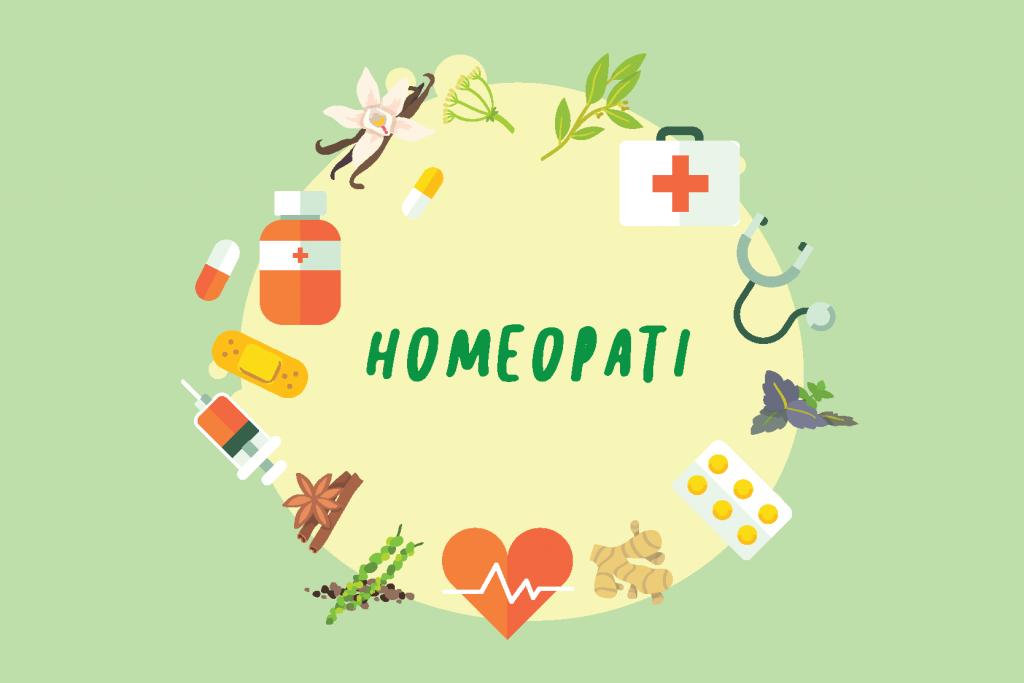 Mengenal Metode Pengobatan Homeopati