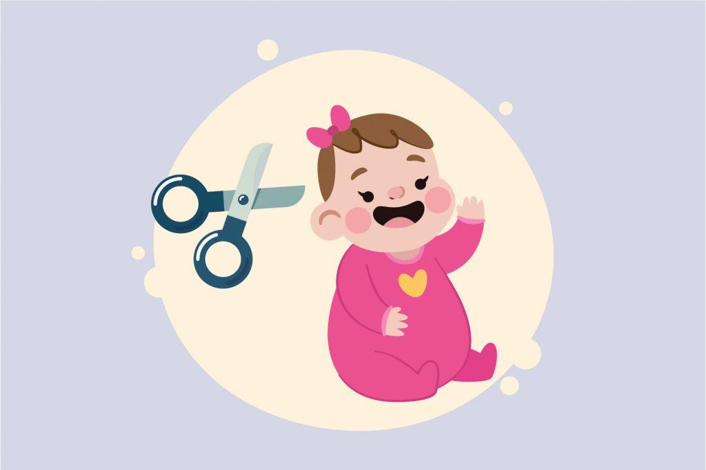 Rambut Bayi akan Tumbuh Lebat Setelah Dicukur, Mitos atau Fakta?