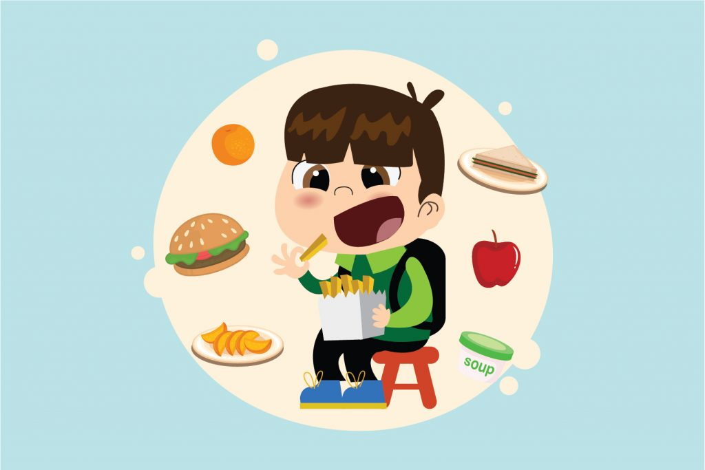 Anak Banyak Makan tapi Kok Susah Gemuk?