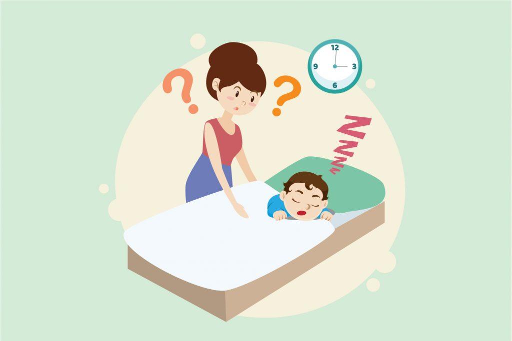 Bayi Mendengkur Saat Tidur, Normalkah?