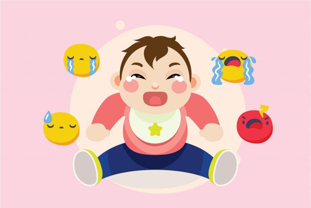 Kenali Beragam Arti Tangisan Bayi