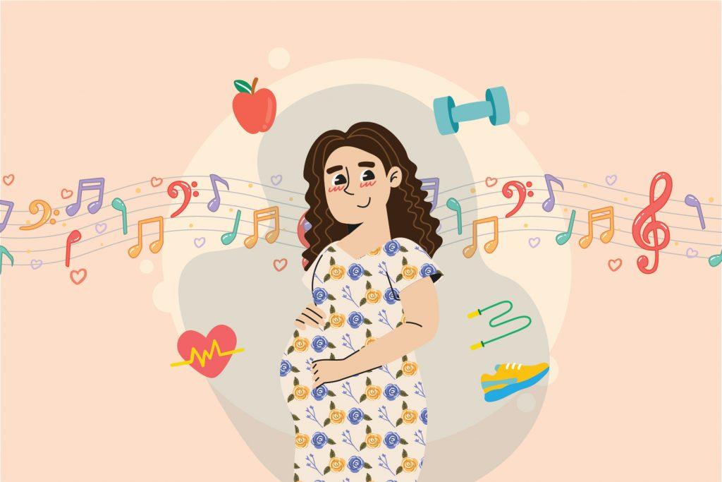 Kebiasaan Ibu Hamil Ini Mendorong Kecerdasan Bayi