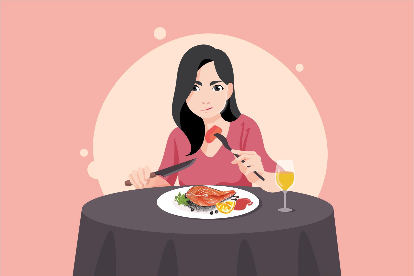 Busui Makan Ikan, Bikin ASI Bau Amis?