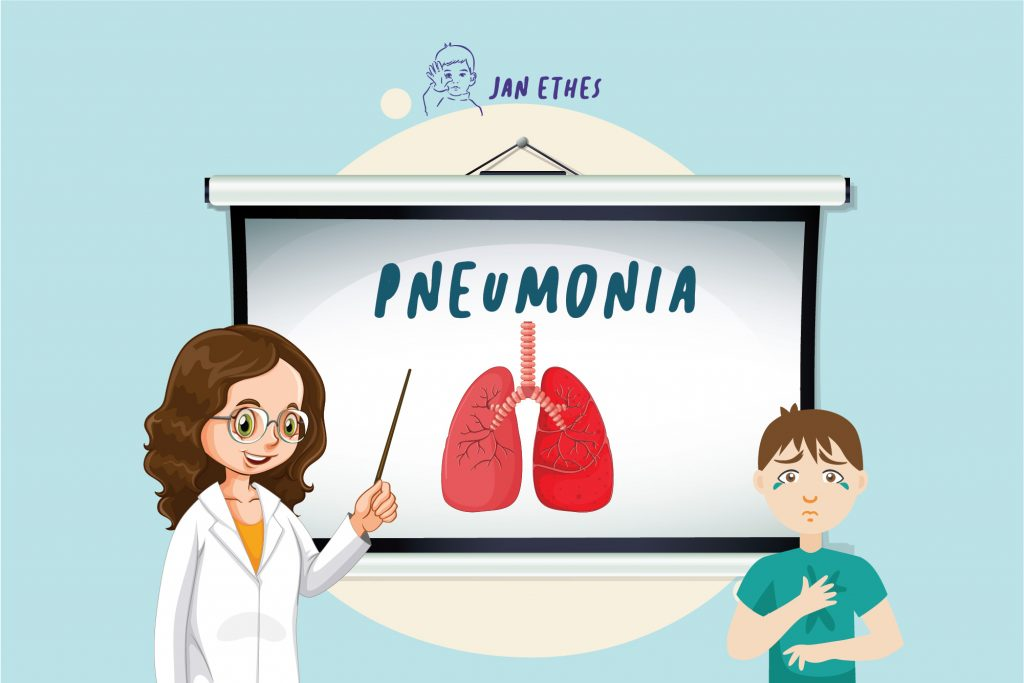 Antisipasi Pneumonia pada Anak