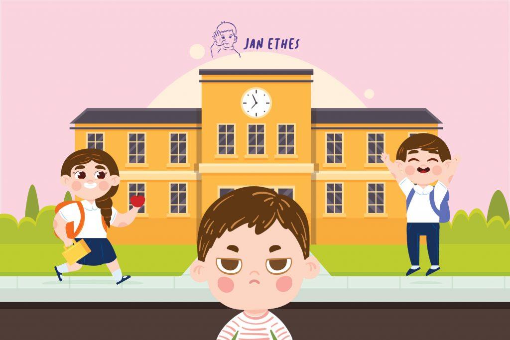 Penyebab Anak Mogok Sekolah dan Cara Tepat Membujuknya