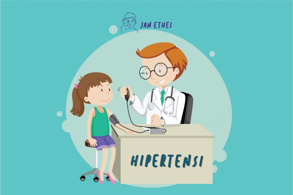 Hipertensi pada Anak, Penyebab dan Cara Mengatasinya