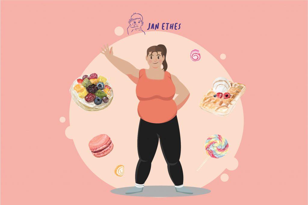 Bahaya Obesitas pada Ibu Hamil