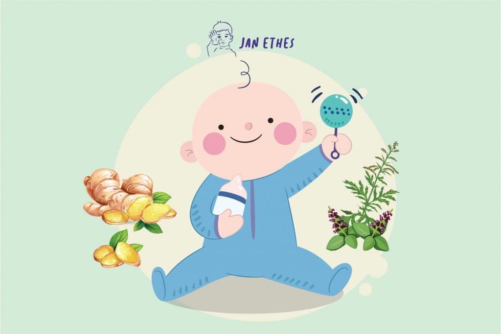 Manfaat Bumbu dan Rempah untuk Kesehatan Bayi