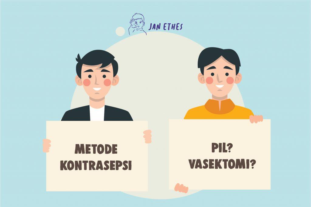 Metode Kontrasepsi untuk Laki-Laki, dari Pil hingga Vasektomi