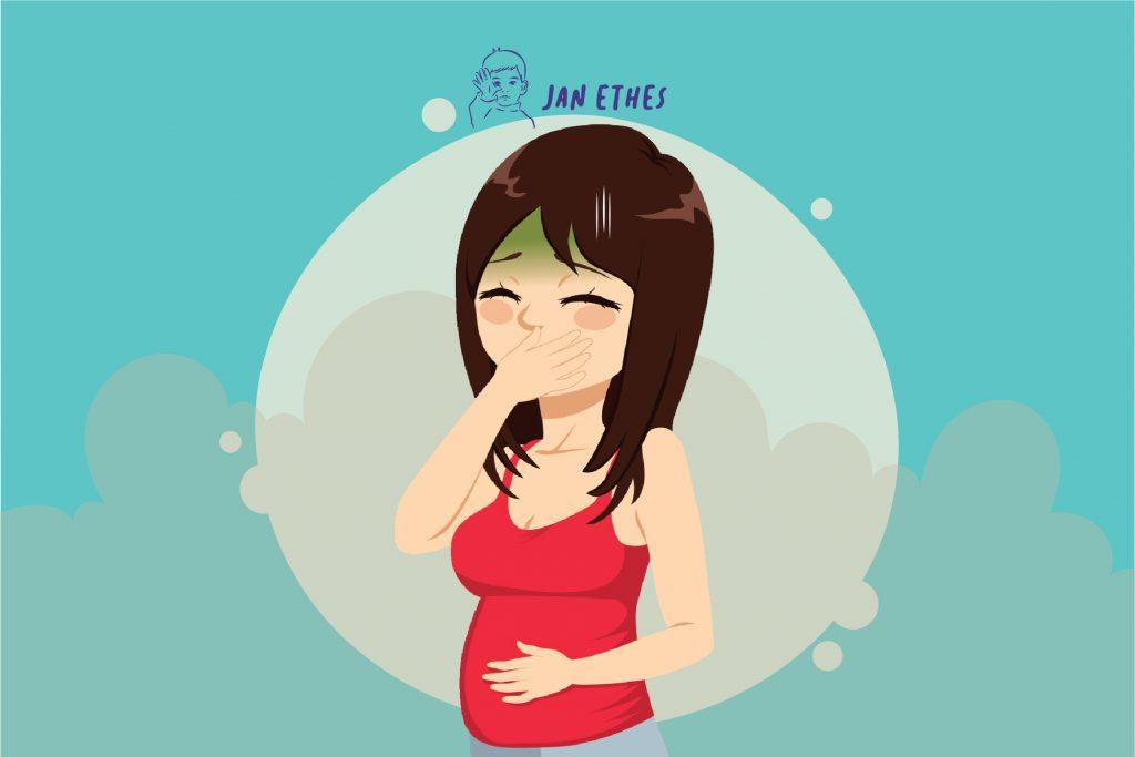 Cara Mencegah Muntah untuk Ibu Hamil