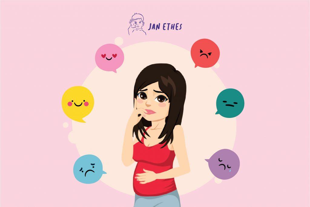 Ini Efek Perubahan Hormonal Saat Perempuan Hamil