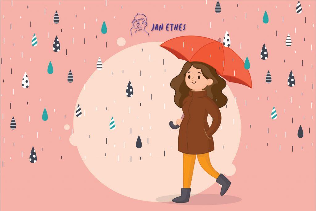 Tips Sehat Selama Musim Hujan untuk Bumil