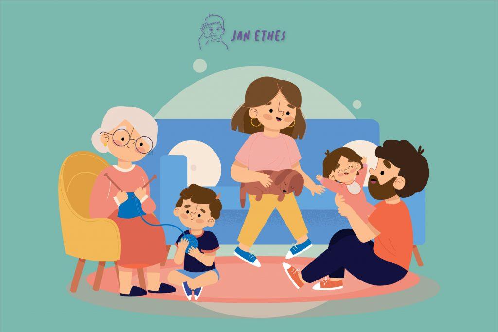 Agar Anak Tetap Aktif Meski di Rumah Saja