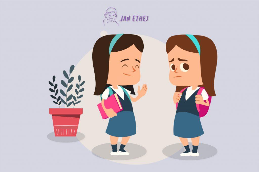 Cegah Anak Stres di Era New Normal