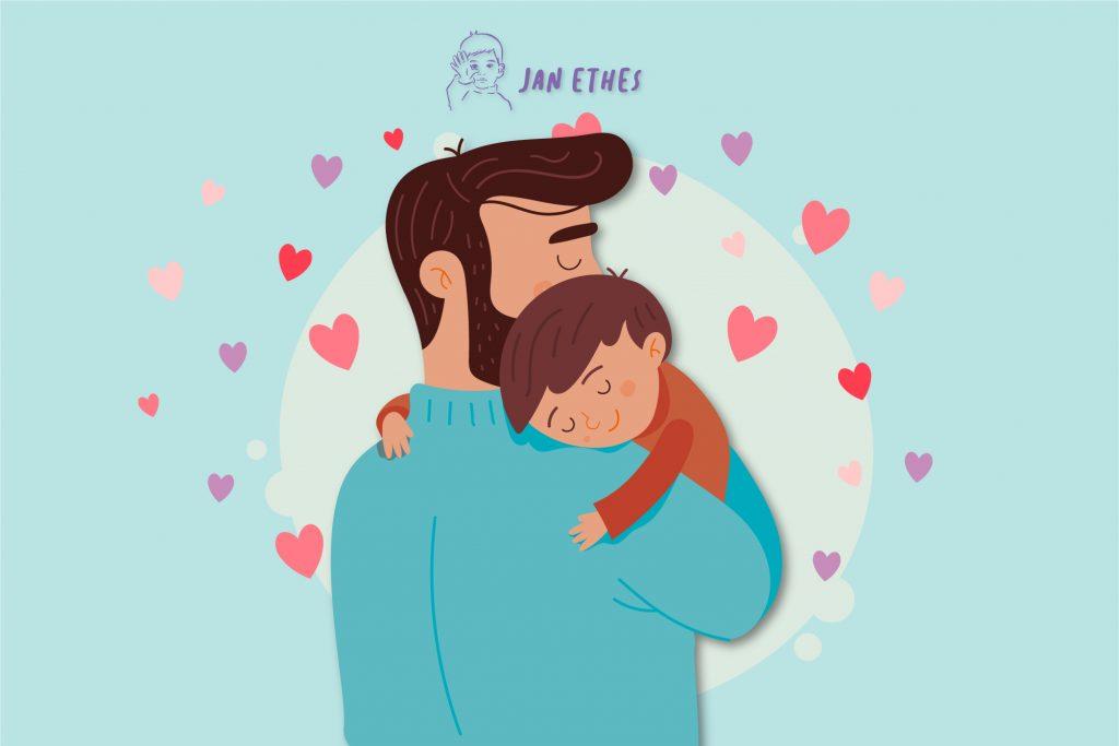 Bentuk Bantuan Ayah saat Menyapih