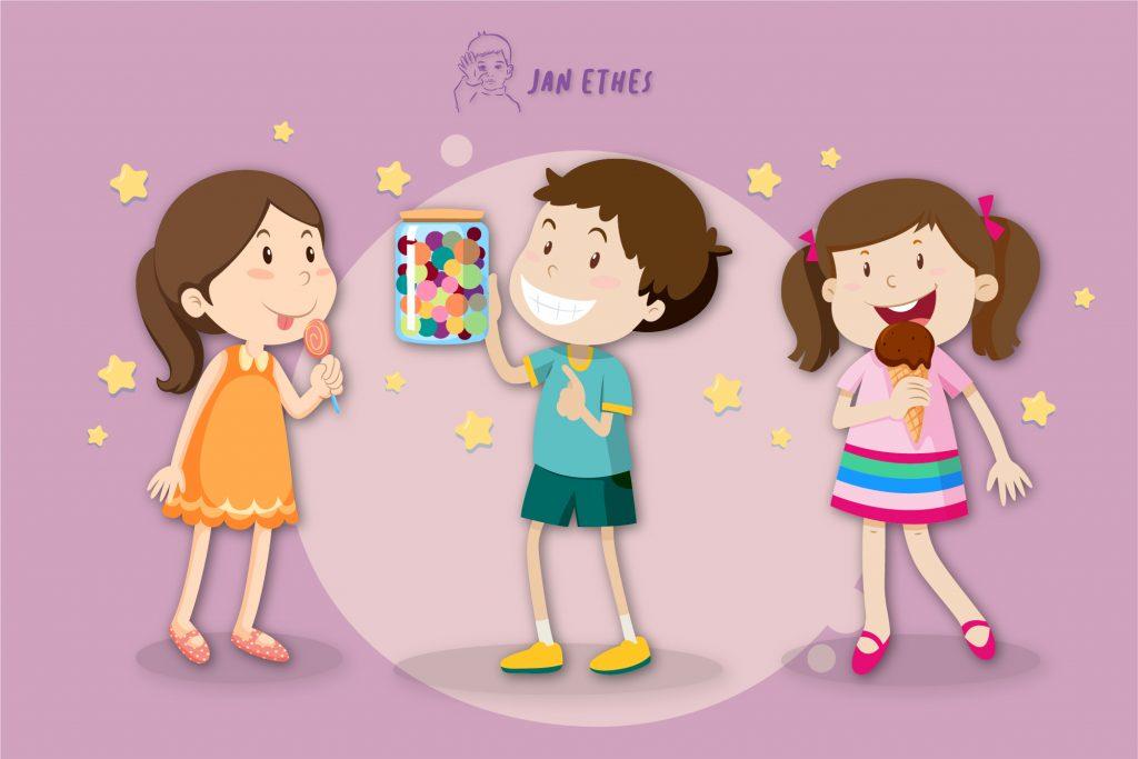 Tips Mengurangi Konsumsi Gula pada Anak