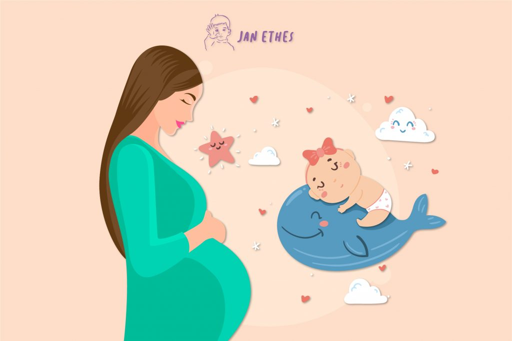 Perubahan yang Terjadi pada Wanita Saat Hamil