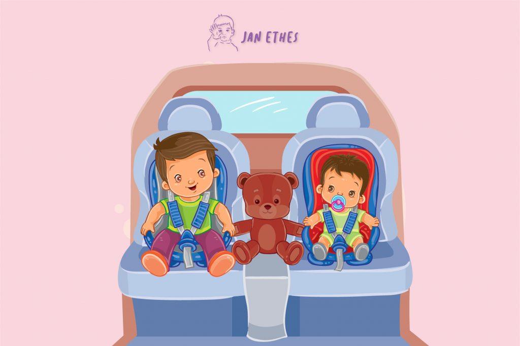 Pentingnya Kursi Mobil saat Berkendara dengan Bayi/Anak