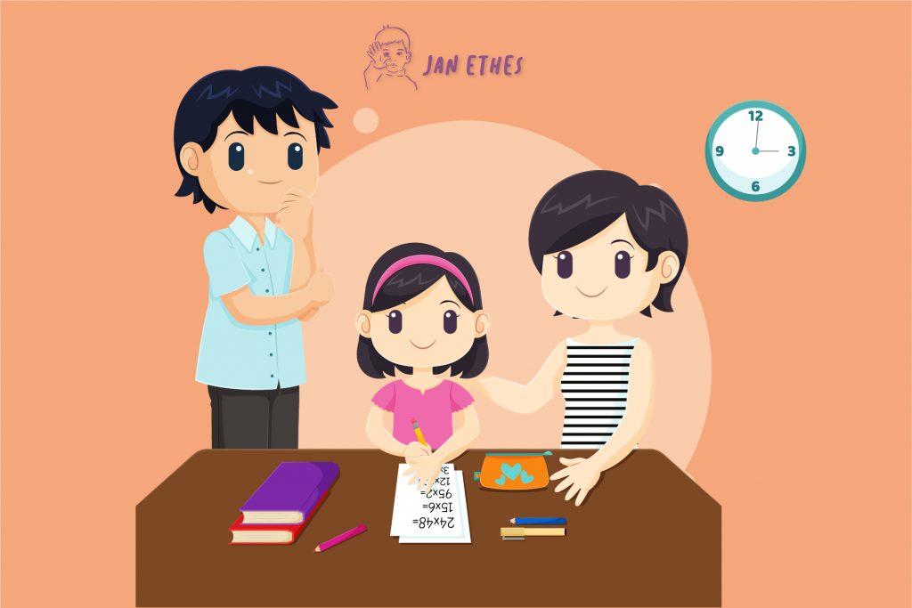 Tips Mendampingi Sekolah Daring bagi Orangtua