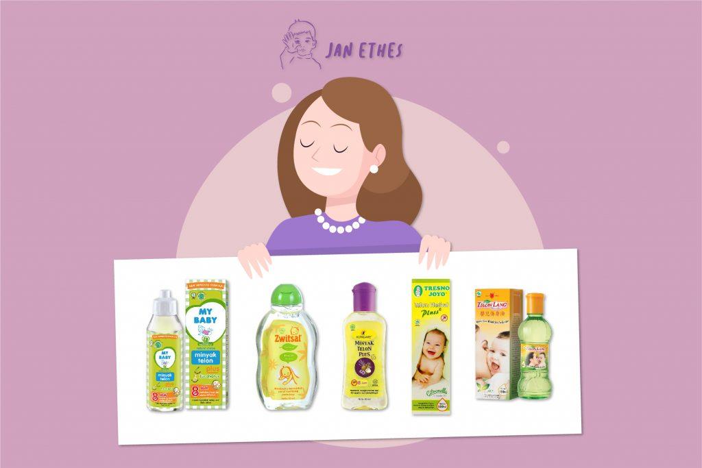 5 Pilihan Minyak Telon untuk Menghangatkan Si Kecil