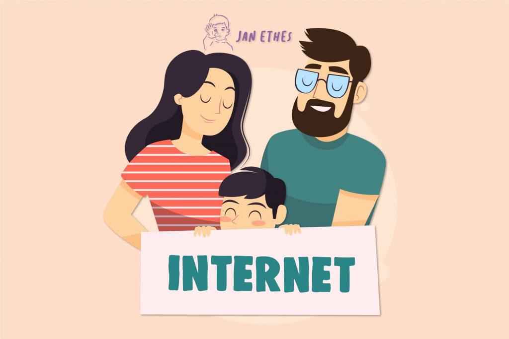Pesan Orangtua untuk Anak yang Mulai Mengenal Internet agar Aman