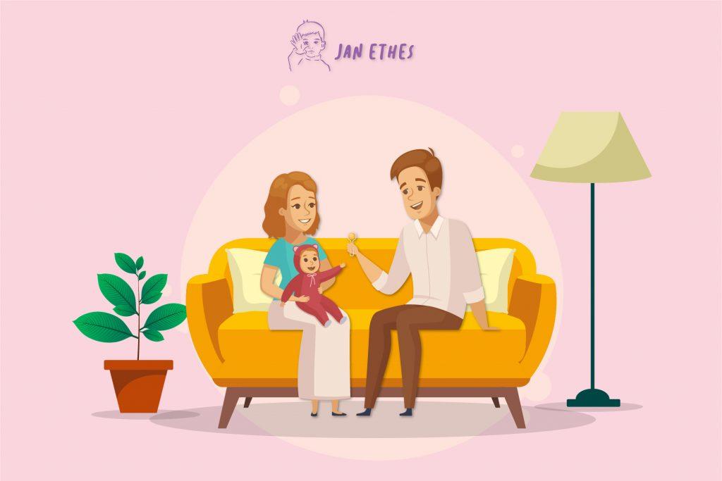 Panduan Pengasuhan Bayi di Rumah untuk Mencegah Penularan Covid-19