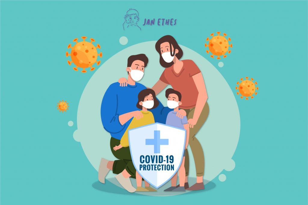 Perhatikan Protokol Kesehatan Keluarga Saat Pandemi, Ini Panduannya