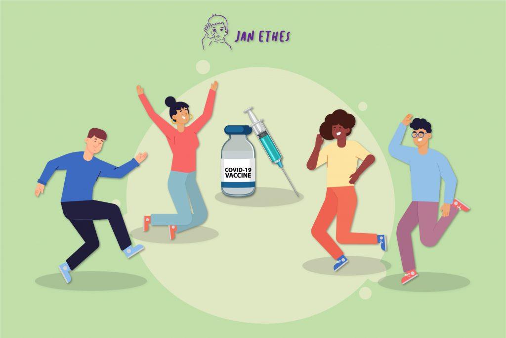 Yeayy!! Vaksin Covid-19 Gratis untuk Masyarakat Indonesia