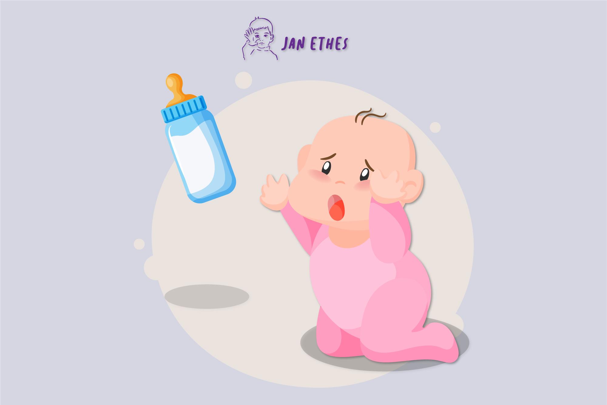 Bayi Pilih Botol Ketimbang Menyusu, Apa Penyebabnya?
