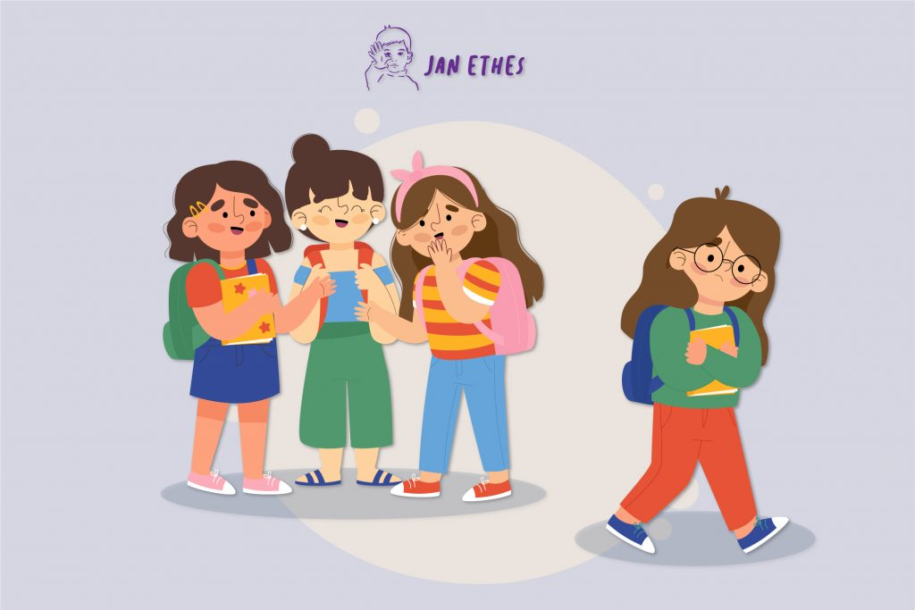 Tips Bikin Anak Introvert Mudah Bergaul