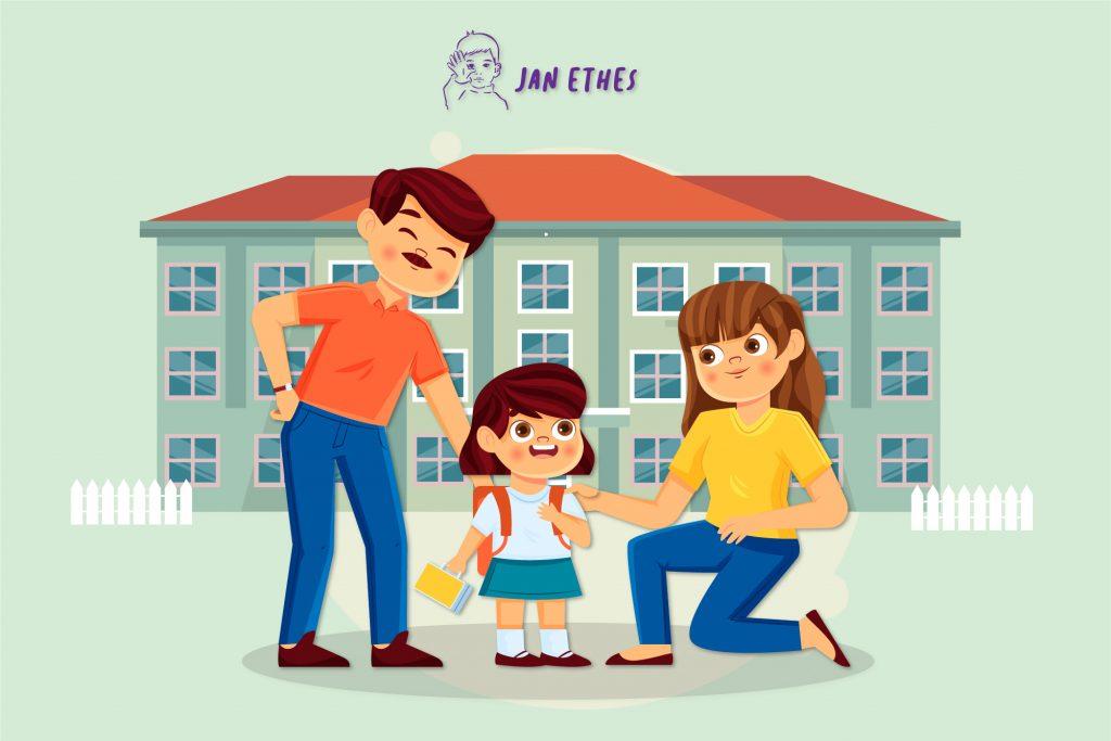Ayah-Ibu, Jangan Abaikan Undangan Rapat Sekolah Anak. Ini Alasannya!