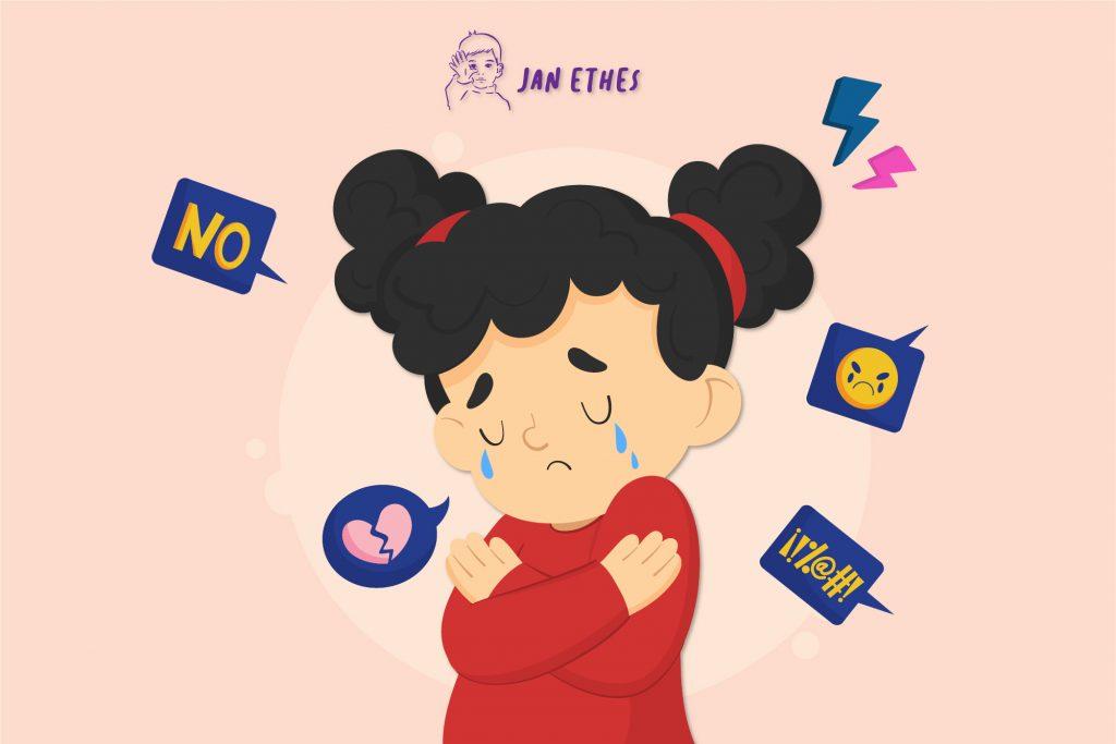 Agar Anak Tidak Mudah Stres