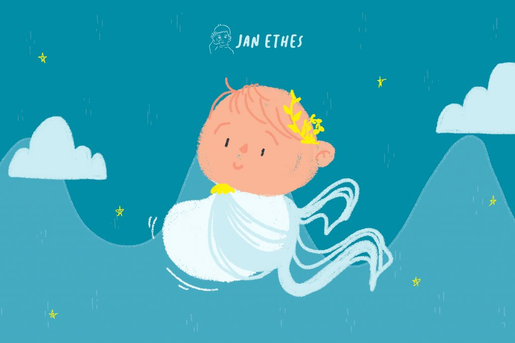 Ide Nama-nama Bayi dari Nama Dewa-Dewi Yunani dan Filosofinya