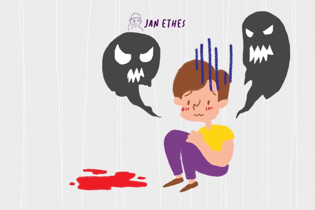 Atasi Fobia Darah pada Anak dengan Cara Ini