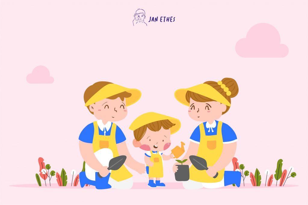 Ide Quality Time Buat Keluarga Muda